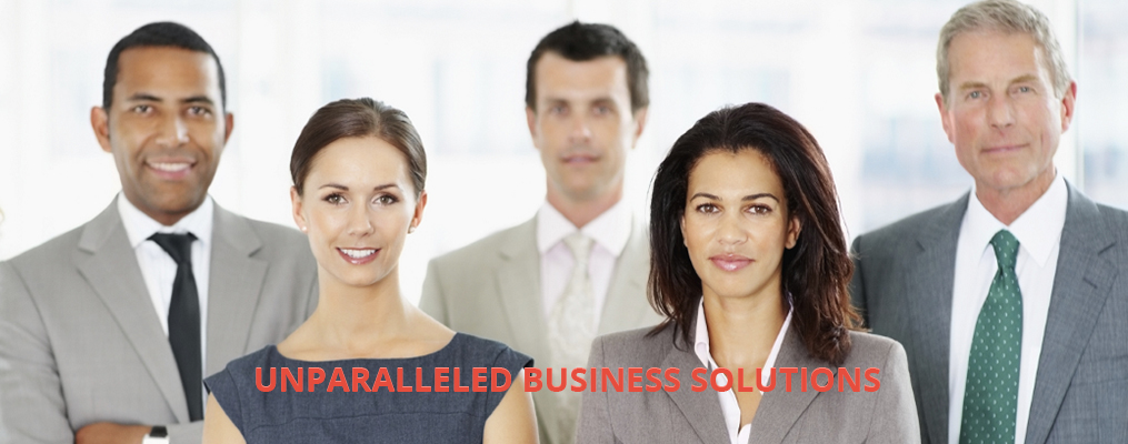 Unparalleled Business Solutions